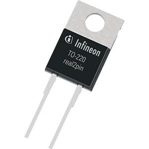 IGBT-Transistor, N-CH, 650V, 74A, 255W, TO-220 INFINEON IKP40N65F5XKSA1