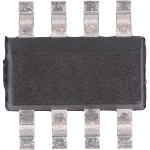 Leistungs-MOSFET N+P-Ch SO-8  30V 4,3 A INTERNATIONAL RECTIFIER IRF7389PBF