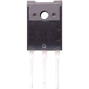NPN SOT-199 transistor 1500 V 8 A 34 W INCHANGE BU508AF