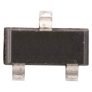 SMD NPN transistor, SOT-23, 45 V, 0.5 A, 0.25 W ON-SEMICONDUCTOR BCX19LT1G
