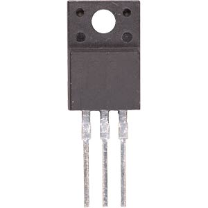 Transistor 2SD 2061 NPN, 80 V, 3 A, TO-220FA INCHANGE 2SD2061