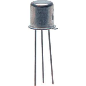 Bipolartransistor, PNP, 60V, 0,6A, 0,4W, TO-18 COMSET SEMI CONDUCTORS 2N2907A