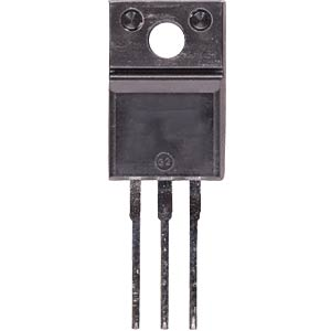 NPN 80 V, 10 A, 36 W, B>40 TO220-Fullpak ON-SEMICONDUCTOR MJF44H11G