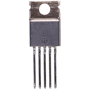MOSFET, P-CH, 100V, 11A, 18W, TO-220-5-Fullpak INTERNATIONAL RECTIFIER IRFI4212H-117P