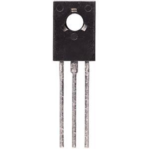 Transistor NPN TO-225 300 V, 0.5 A, 20 W CDIL MJE340