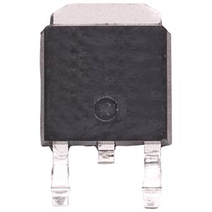Power MOSFET N-channel TO-252AA 600 V 2 A INTERNATIONAL RECTIFIER IRFRC20PBF