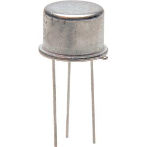 HF-Bipolartransistor, NPN, 20V, 0,4A, 1W, TO-39 FREI 2N5109