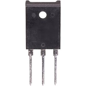 NPN+DIO TO-3PFA transistor 800 V 10 A 45 W INCHANGE BU2520DF