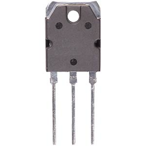 HF-Bipolartransistor, PNP, 120V, 8A, 80W, TO-3P(i) INCHANGE 2SA1264