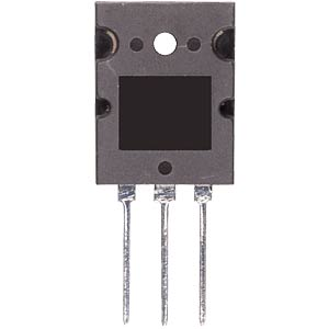 Transistor 2SC 3280 NPN, 160 V, 12 A, TO-3PL INCHANGE 2SC3280