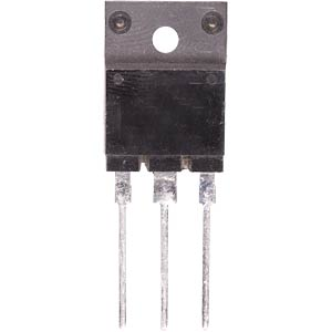 HF-Bipolartransistor, NPN, 800V, 12A, 45W, TO-3PML INCHANGE BU2527DF