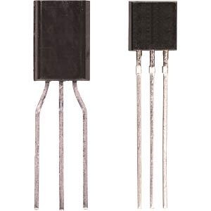 Transistor 2SA 1006, Si-P,180V,1.5A,25W,80MHz INCHANGE 2SA1006