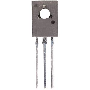 Transistor 2SC 1567 NPN 100V 0,5A TO-126 INCHANGE 2SC1567