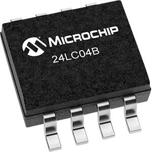 24LC04B-I/SN - EEPROM