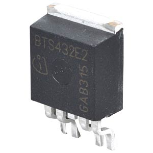 Smart Highside Power Switch 63V >9A D²Pak-5 INFINEON BTS432E2-SMD