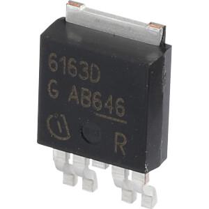 Power Switch, 70 A, DPAK-5 INFINEON BTS6163D