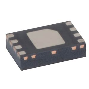 Digital temperature sensor, -40 to 125°C, DFN-8 MICROCHIP MCP9844T-BE/MNY