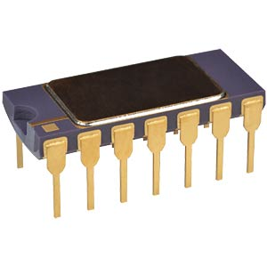 Amplifier, thermal, DIC-14 ANALOG DEVICES AD595CQ