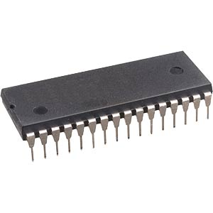 SRAM, 4 Mb (512 K x 8), 4,5 … 5,5 V, PDIP-32 ALLIANCE AS6C4008-55PCN