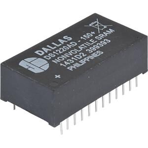 NV-RAM, 2 k x 8 Bit, EDIL-24 MAXIM DS1220AD-150+
