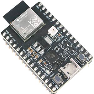 ESP32C3DEVKITM - Entwicklungsboard ESP32-C3-MINI-1