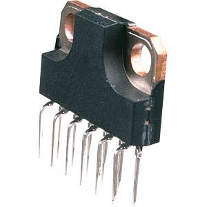 Amplifier,  HZIP-12 TOSHIBA TA8216H