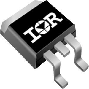 MOSFET N-Ch 150V 43A 0,042R D²Pak INFINEON IRF3415STRLPBF