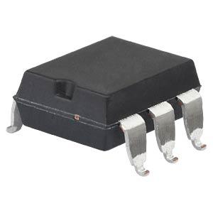 Mosfet-relais, 350 V, 120 mA IXYS LCA110S