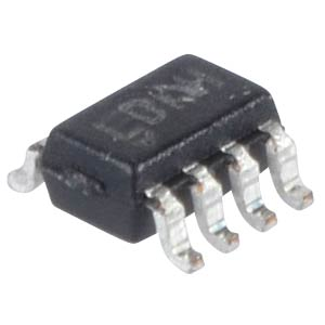 Voltage regulator, VFSOP-8 LINEAR TECHNOLOGY LT3009ESC8-3.3#PBF