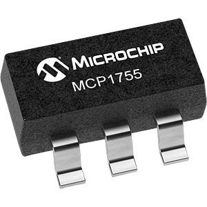 LDO-Festspannungsregler, 3.6 V-16 V, 3,3 Vout, 300 mAout,  SOT-2 MICROCHIP MCP1755T-3302E/OT