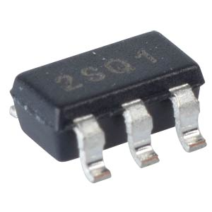 PSRR voltage regulator, 3.3 V, SOT-23-5 MICROCHIP MCP1755T-3302E/OT