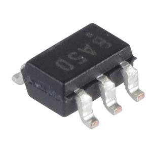 DAC, 6-bit, SC-70 MICROCHIP MCP47A1T-A0E/LT