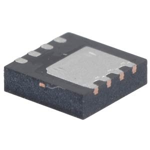 MOFSET, N-Channel MICROCHIP MCP87022T-U/MF