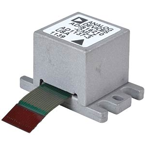 Neigungssensor, 50 Hz, 0,4 ... 2,4 V DC ANALOG DEVICES ADIS16210CMLZ