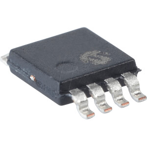 OpAmp, 2 MHz Low Power, MSOP-8 MICROCHIP MCP6472-E/MS