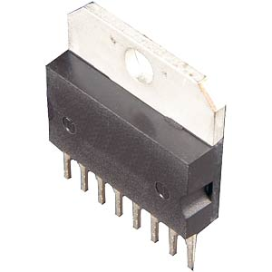 Audio Amplifier,  Multiwatt-8 ST MICROELECTRONICS TDA7264