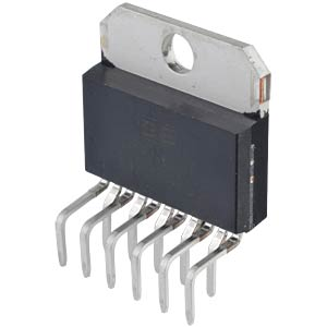 OpAmp, single, 900 kHz, PP-11 TEXAS INSTRUMENTS OPA549T