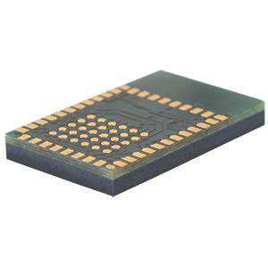 Schnittstellen-IC, seriell, PLGA-70 TEXAS INSTRUMENTS LMX9838SB/NOPB