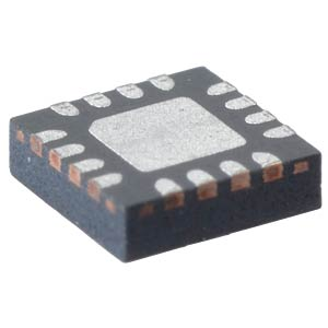 Operational amplifier, 5.5 V, QFN-16 MICROCHIP MCP659-E/ML