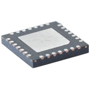 Flash microcontroller, 8-bit, QFN-28 MICROCHIP PIC16F570-I/MV