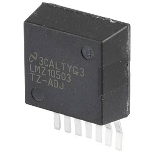 DC/DC-Konverter 0.8...5 V TO-PMOD-7 TEXAS INSTRUMENTS LMZ10503TZ-ADJ/NOPB