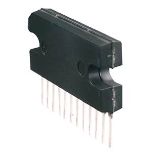 Amplifier, SIL-10H SANYO LA4270