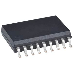 PIC controller, SO-18 MICROCHIP PIC16F54-I/SO