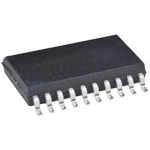 Analogue Flash controller, 8-bit, SO-20 MICROCHIP PIC16F1708-I/SO
