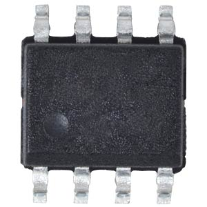 Operational amplifier, 2.3 V, SOIC-8 MICROCHIP MCP6V28-E/MS