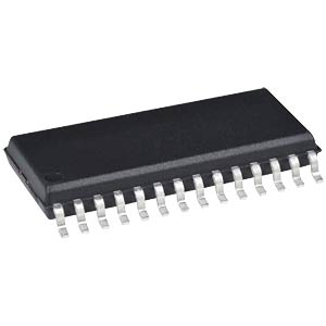 Analog Flash Controller, 8Bit, SOIC-28 MICROCHIP PIC16F1713-I/SO