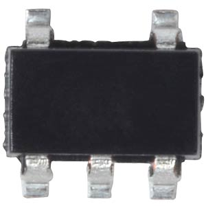 Voltage regulator, 3.3 V, 150 mA, SOT-23-5, LORB TEXAS INSTRUMENTS LP2985IM5-3.3/NOPB