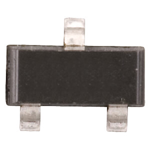MOSFET N-Channel SOT-23 60V 0.115A 0.2W HOTTECH SEMICONDUCTOR 2N7002