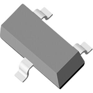 Small Signal Transistors, NPN, SOT-23, 45 V RND COMPONENTS RND BC847C