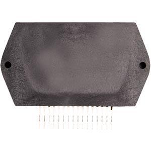 NF-hybrid amplifier, ±31 V, 2x 15 W SANYO STK459